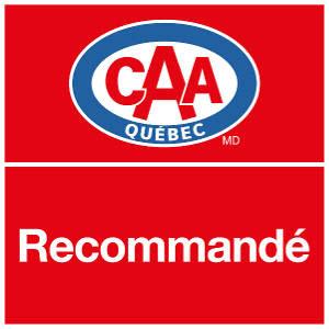 Recommandé de CAA Québec